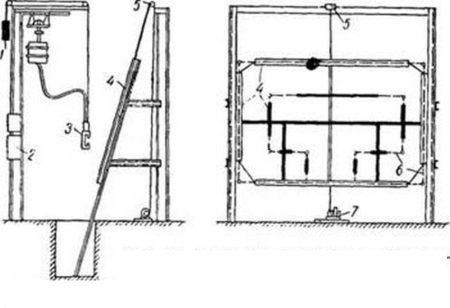 Кондуктор для сварки пространственных каркасов