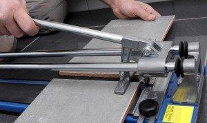 Инструмент для разрезания плитки