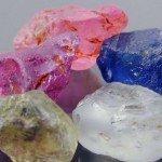 Химический состав минералов