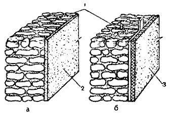 Бутовые стены