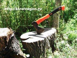 топор для дров
