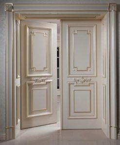 Дверной внутриквартирный блок типа Д2 и Д4