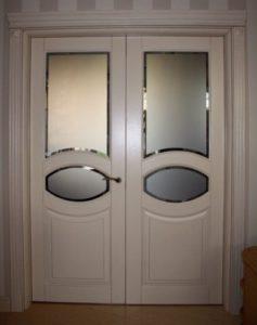 Дверной внутриквартирный блок типа Д3