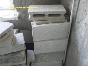 блоки стеновые из керамзитобетона