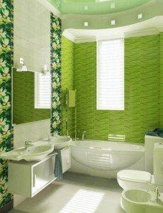 Расширение ванной комнаты за счет санитарного узла