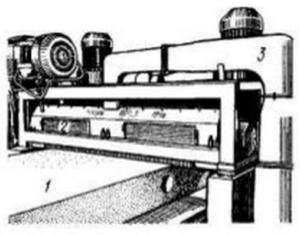 Фрезерный агрегат