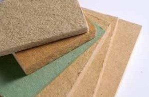 Древесно-волокнистые изоляционные плиты