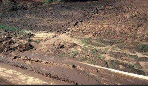 эрозия почвы