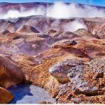 Грязево-вулканические солончаки