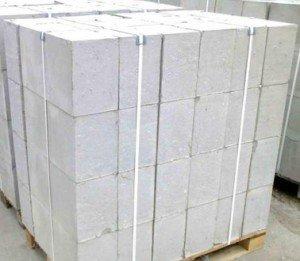 как сделать перегородку из стеновых блоков