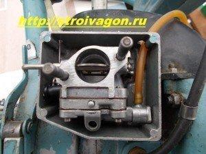 Карбюратор бензопилы Урал-КМП-100У