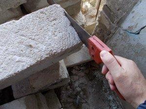 Блоки ракушняк
