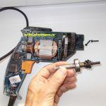 Процесс разборки магнитного держателя
