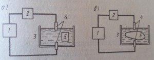 Схемы устройства для электровзрыва