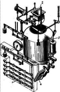Автоматический дозатор по массе для заполнителей