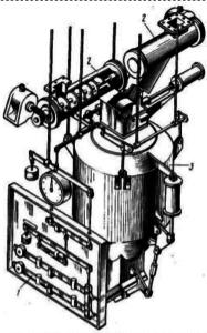 Автоматический дозатор по массе для цемента