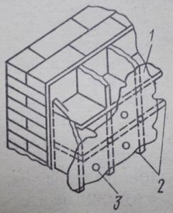 Резонаторная звукопоглощающая конструкция