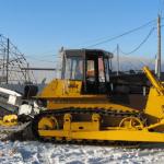 Разработка грунта в зимних условиях
