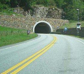 Автомобильные тоннели