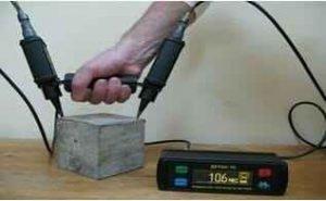 Современный ультразвуковой прибор «Бетон-70»