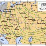 Влияние климатических особенностей на глубину заложения фундаментов