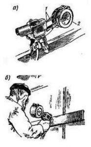 Нанесение покрытия электрометалл изатором