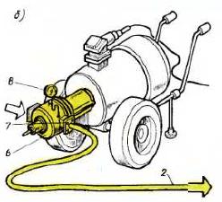 Машина СО-160 для нанесения мастик