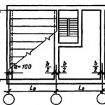 Рабочие чертежи монолитных железобетонных конструкций
