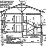 Сборочные чертежи и схемы армирования элементов конструкций