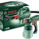 Устройство краскораспылителя BOSCH PFS 1000