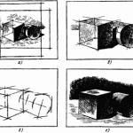Рисование орнамента, строительных и архитектурных деталей